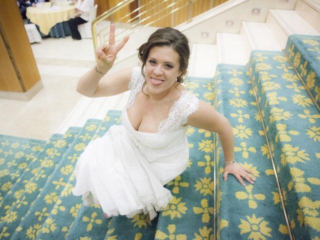 La boda de Daniel y Cristina en Las Rozas De Madrid, Madrid 177