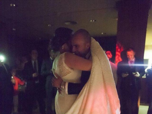 La boda de Daniel y Cristina en Las Rozas De Madrid, Madrid 179