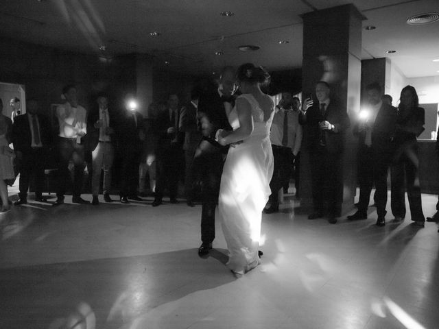 La boda de Daniel y Cristina en Las Rozas De Madrid, Madrid 180