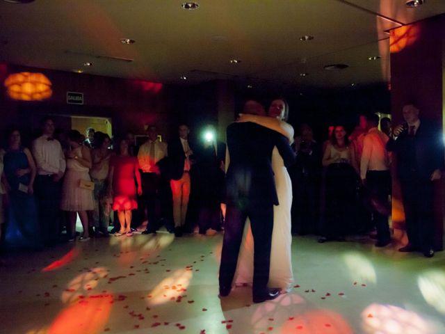 La boda de Daniel y Cristina en Las Rozas De Madrid, Madrid 181