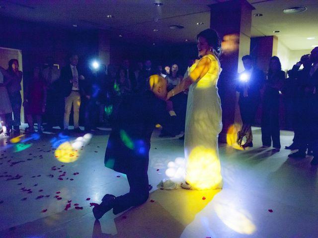 La boda de Daniel y Cristina en Las Rozas De Madrid, Madrid 185