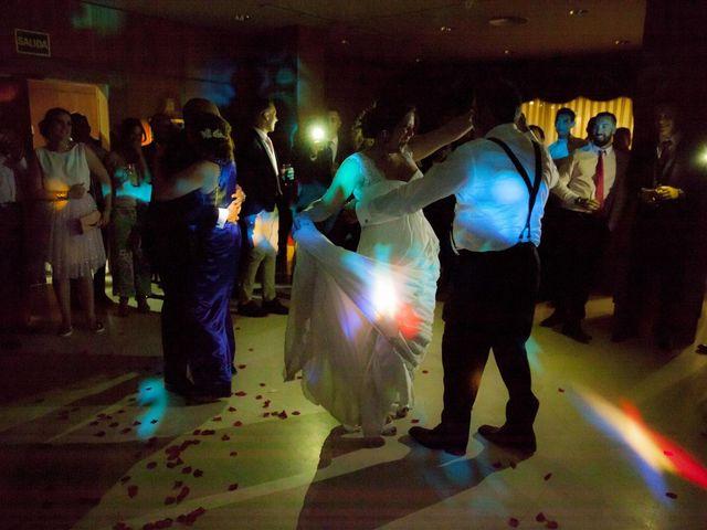 La boda de Daniel y Cristina en Las Rozas De Madrid, Madrid 187
