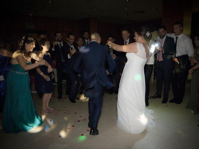 La boda de Daniel y Cristina en Las Rozas De Madrid, Madrid 195