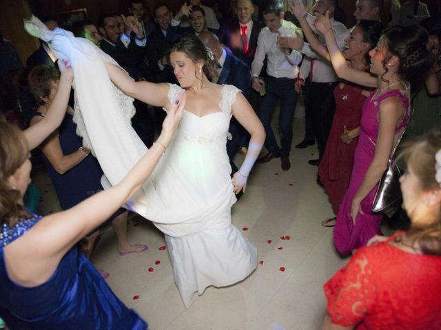 La boda de Daniel y Cristina en Las Rozas De Madrid, Madrid 197