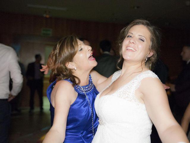 La boda de Daniel y Cristina en Las Rozas De Madrid, Madrid 203