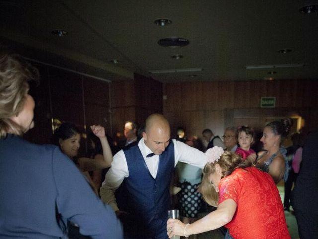 La boda de Daniel y Cristina en Las Rozas De Madrid, Madrid 205