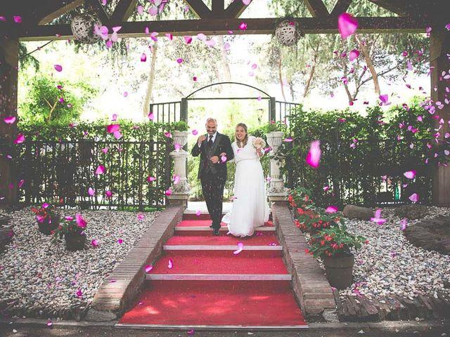 La boda de Elvira y Javi