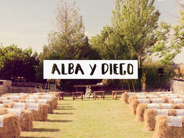La boda de Diego y Alba en Santa Gadea Del Cid, Burgos 2