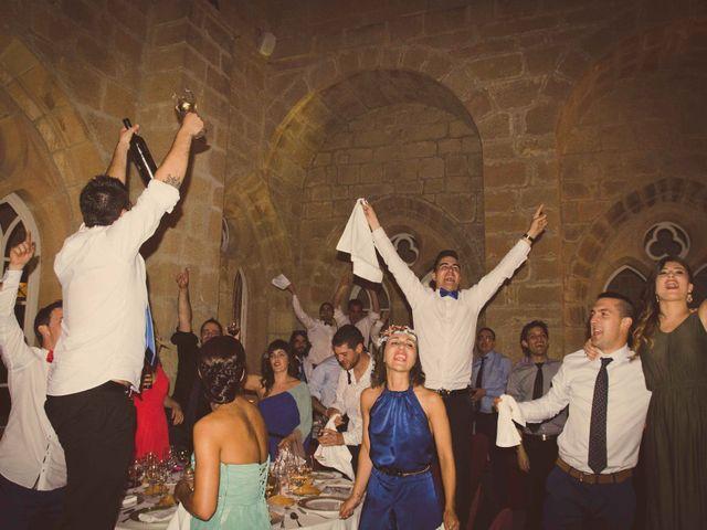 La boda de Diego y Alba en Santa Gadea Del Cid, Burgos 33