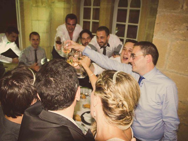 La boda de Diego y Alba en Santa Gadea Del Cid, Burgos 37