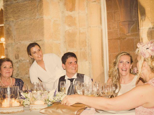 La boda de Diego y Alba en Santa Gadea Del Cid, Burgos 38