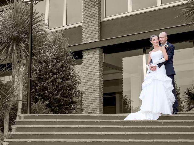 La boda de Doris Emilse y José
