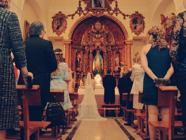La boda de Pedro y Maite en Alhaurin De La Torre, Málaga 3