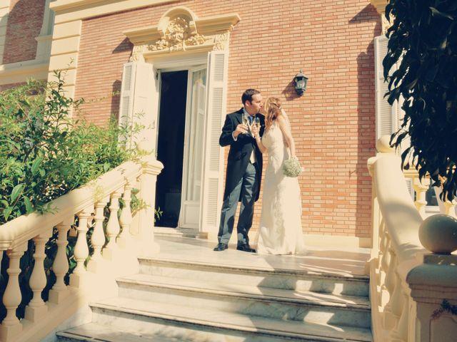 La boda de Pedro y Maite en Alhaurin De La Torre, Málaga 16