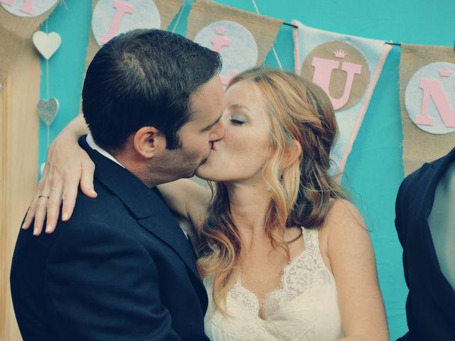 La boda de Maite y Pedro