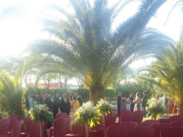 La boda de Antolin y Doriana  en Santiponce, Sevilla 5