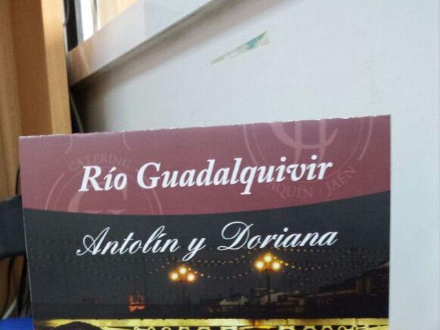 La boda de Antolin y Doriana  en Santiponce, Sevilla 6