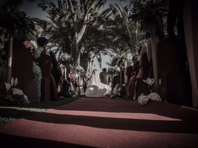 La boda de Antolin y Doriana  en Santiponce, Sevilla 1