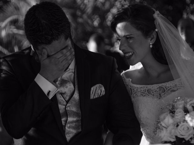 La boda de Antolin y Doriana  en Santiponce, Sevilla 2