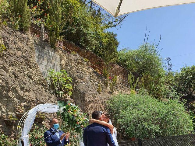La boda de Juan Miguel  y Casandra en Moya, Lugo 1