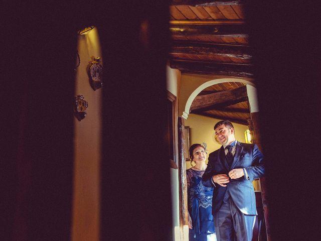 La boda de Javier y María en Pastrana, Guadalajara 11