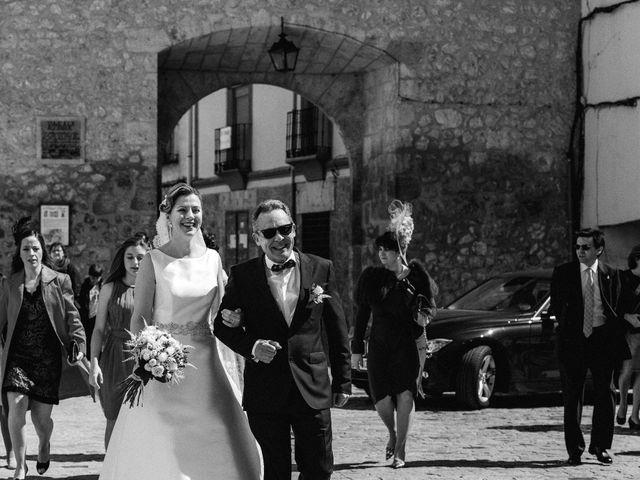 La boda de Javier y María en Pastrana, Guadalajara 23