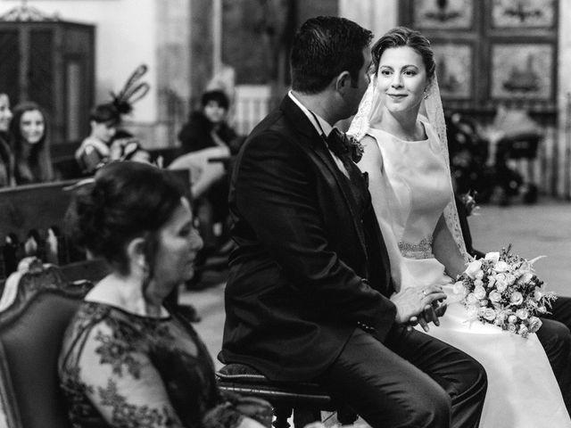 La boda de Javier y María en Pastrana, Guadalajara 25