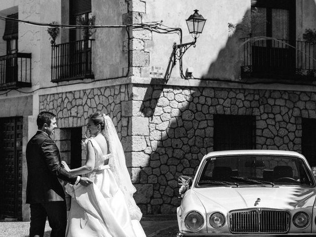 La boda de Javier y María en Pastrana, Guadalajara 28