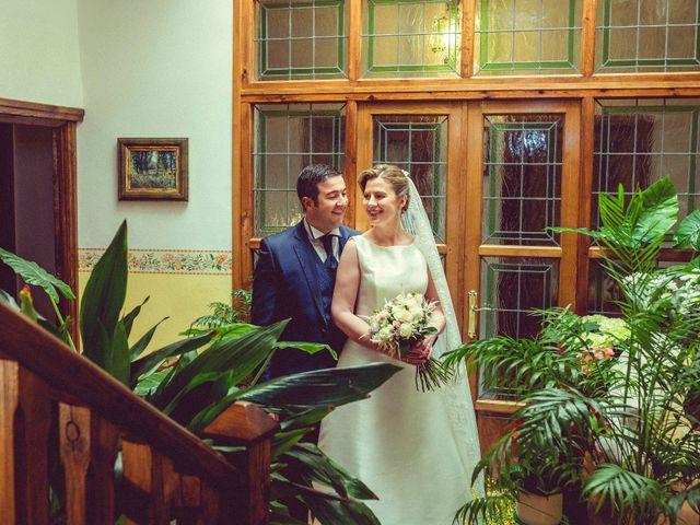 La boda de Javier y María en Pastrana, Guadalajara 32