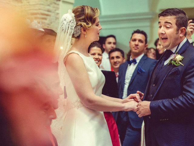 La boda de Javier y María en Pastrana, Guadalajara 33