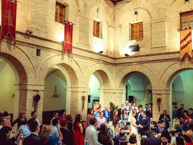 La boda de Javier y María en Pastrana, Guadalajara 34
