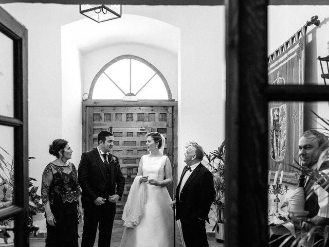La boda de Javier y María en Pastrana, Guadalajara 35