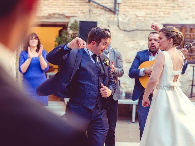 La boda de Javier y María en Pastrana, Guadalajara 36