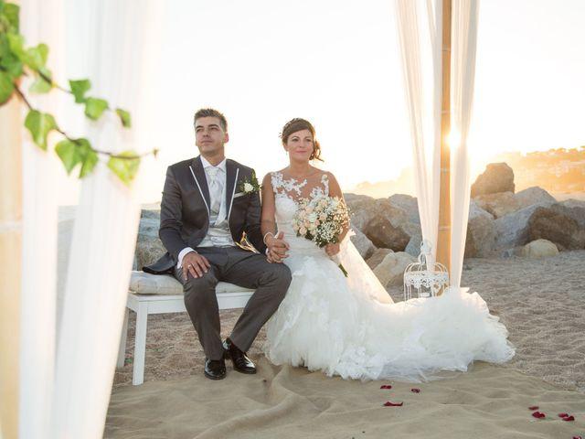 La boda de Jose Maria y Aurora en Canet De Mar, Barcelona 15