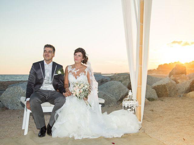 La boda de Jose Maria y Aurora en Canet De Mar, Barcelona 17