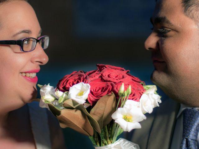 La boda de Miguel y Estela en Andujar, Jaén 1