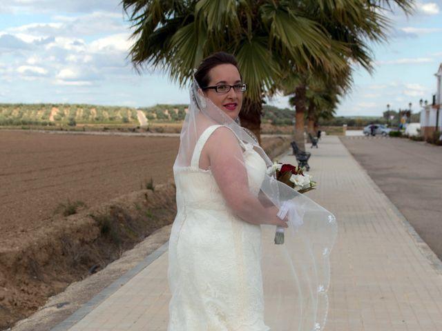 La boda de Miguel y Estela en Andujar, Jaén 16