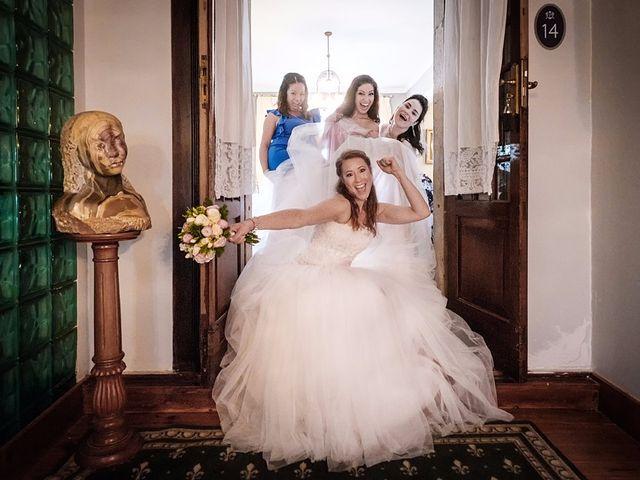 La boda de Roberto y Jessica en Outes, A Coruña 26