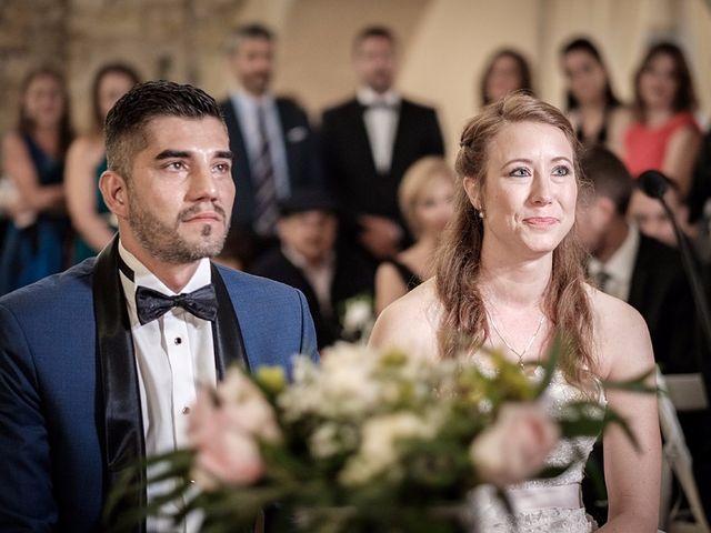 La boda de Roberto y Jessica en Outes, A Coruña 37