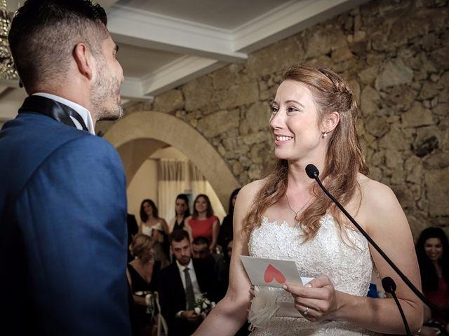 La boda de Roberto y Jessica en Outes, A Coruña 39
