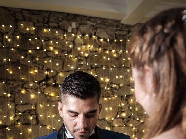La boda de Roberto y Jessica en Outes, A Coruña 40