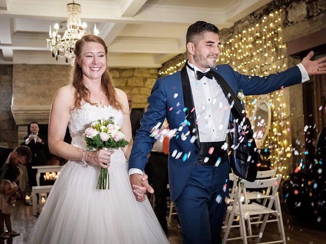 La boda de Roberto y Jessica en Outes, A Coruña 43