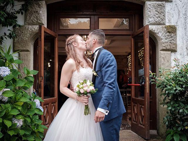 La boda de Roberto y Jessica en Outes, A Coruña 2