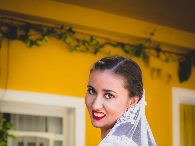 La boda de Edu y Kirsa en Llíria, Valencia 5