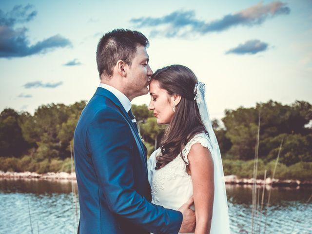 La boda de Edu y Kirsa en Llíria, Valencia 7