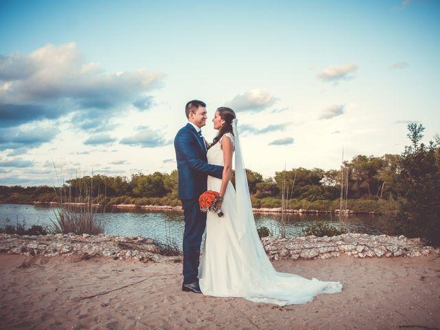 La boda de Kirsa y Edu