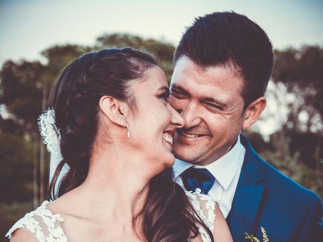 La boda de Edu y Kirsa en Llíria, Valencia 8