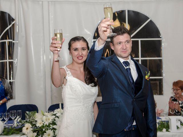 La boda de Edu y Kirsa en Llíria, Valencia 9