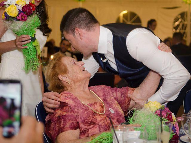 La boda de Edu y Kirsa en Llíria, Valencia 10