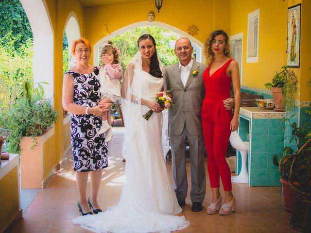 La boda de Edu y Kirsa en Llíria, Valencia 12